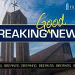 Breaking Good News - Photo by Lee Werling