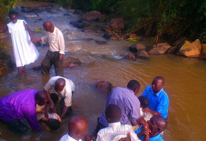 Baptism Boys